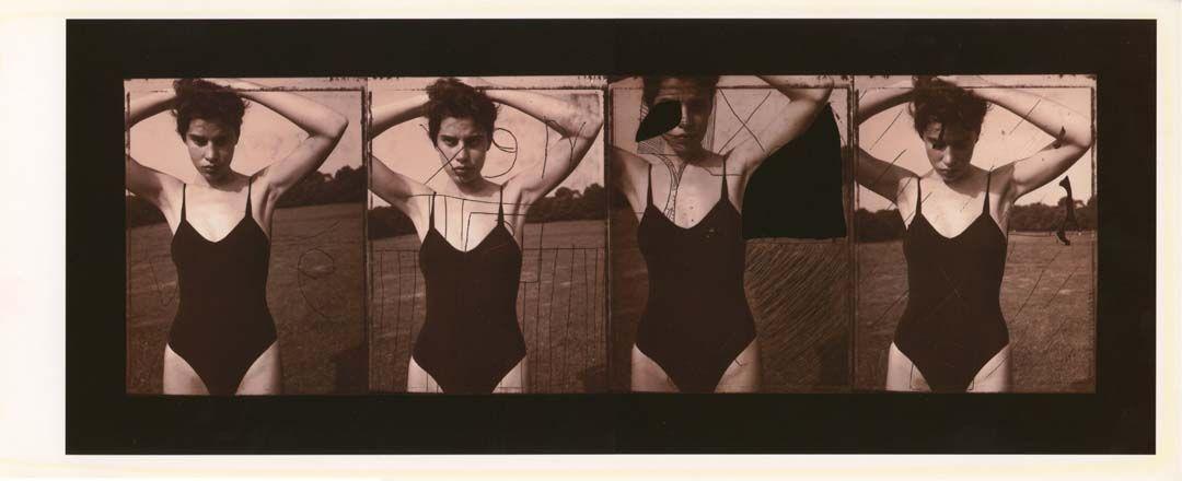1989 Installation and catalogue Studio Soncini Ginepro - photo Jean Francois Lepage