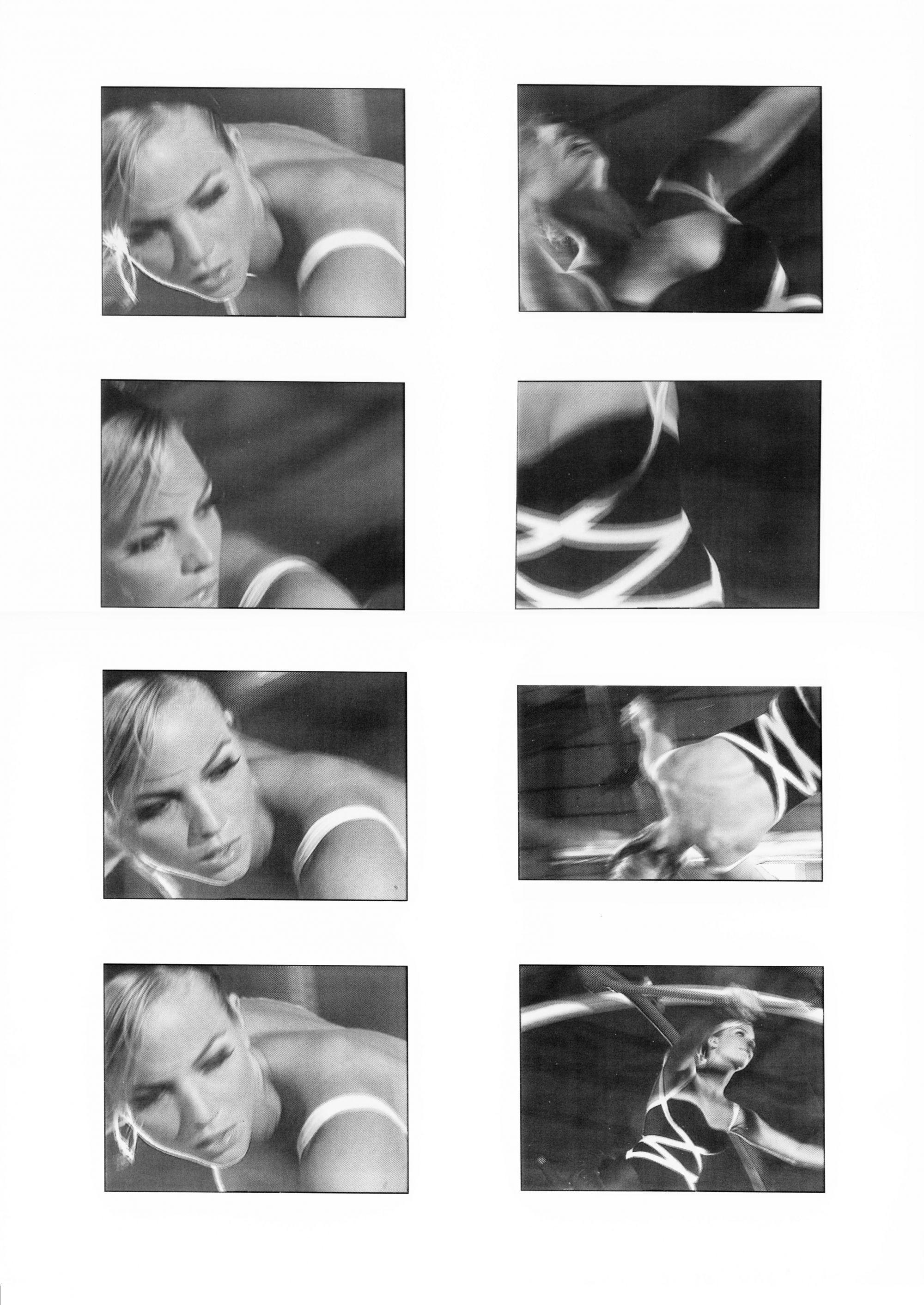 1991 Film by Daniel Minahan - model Rachel Williams