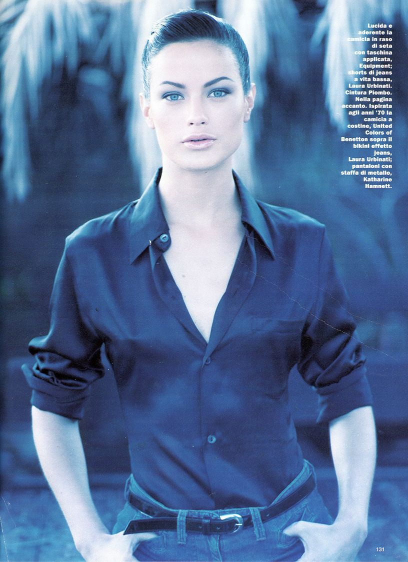 Caroline Murphy 1995