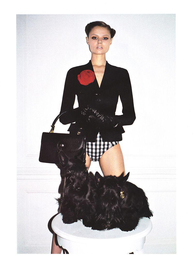 Vogue France 2011