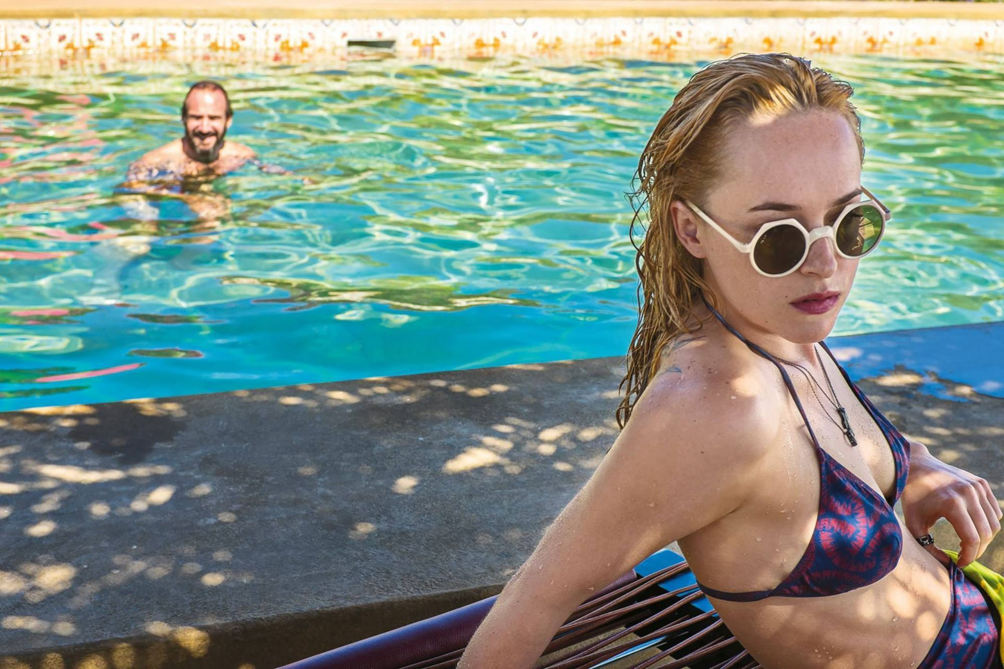 Dakota Johnson - A Bigger Splash 2015