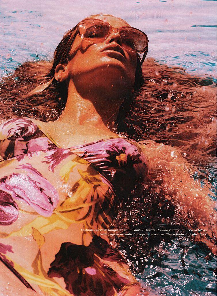 Vogue Italy 2005